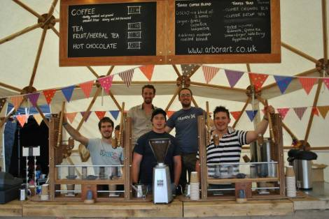 The BrewBar team