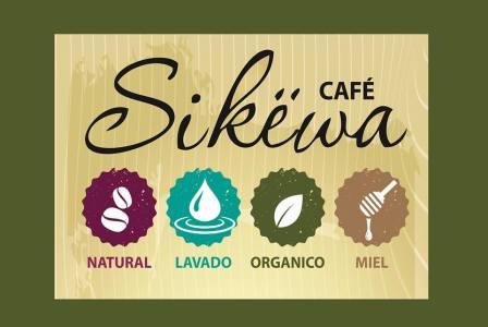 Sikewa Café logo