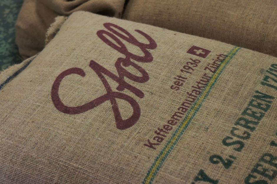 Stoll Kaffee coffee sack